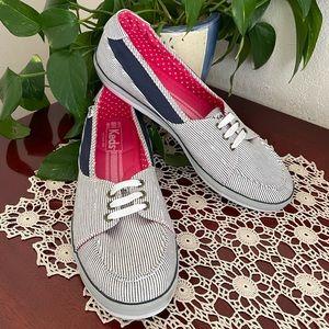 Keds Beacon Canvas Boat Shoes